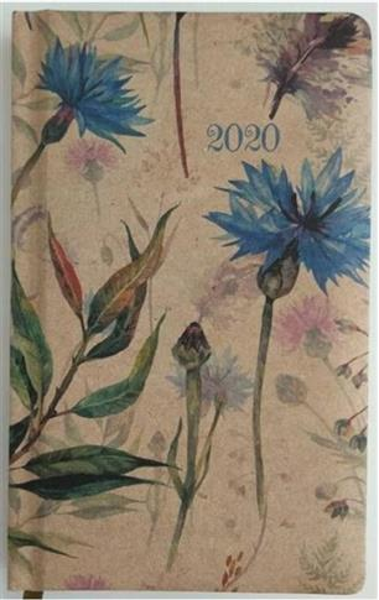 Kalendarz tygodniowy 2020 Kwiaty ALBI