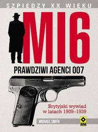 MI6 PRAWDZIWI AGENCI 007
