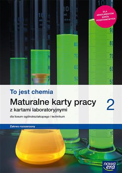 TO JEST CHEMIA 2. MATURALNE KARTY PRACY Z KARTAMI