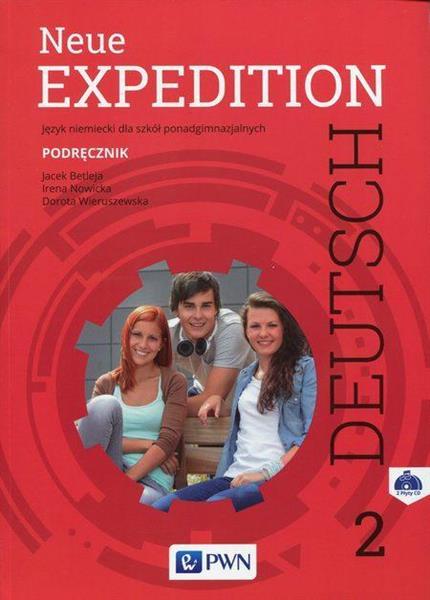Expedition Deutsch Neue 2 KB w.2015 + CD PWN