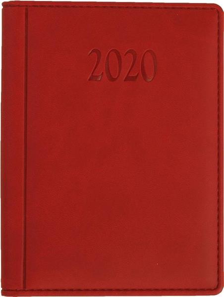 Terminarz 2020 A6 dzienny M4 MIX BESKIDY