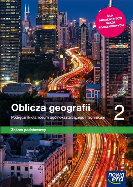 OBLICZA GEOGRAFII 2. PODRĘCZNIK DLA LICEUM