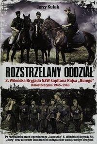 Rozstrzelany oddział T.3 Wileńska Brygada NZW...TW