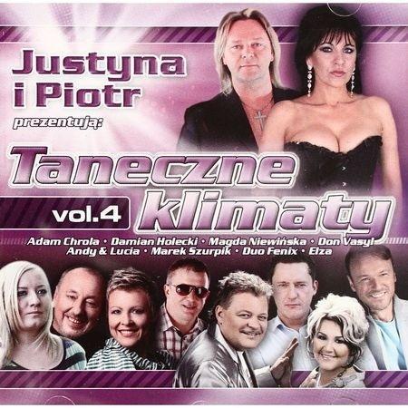 Taneczne klimaty vol.4 CD