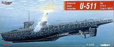 Okręt Podwodny U-511 Niemiecki