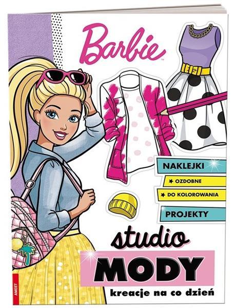 Barbie. Studio mody. Kreacje na co dzień