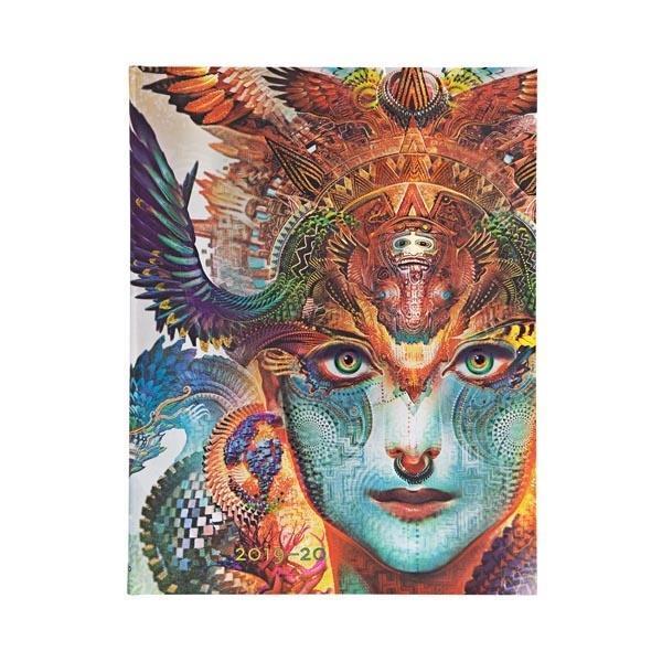 Kalendarz książkowy ultra 2020 18M Dharma Dragon