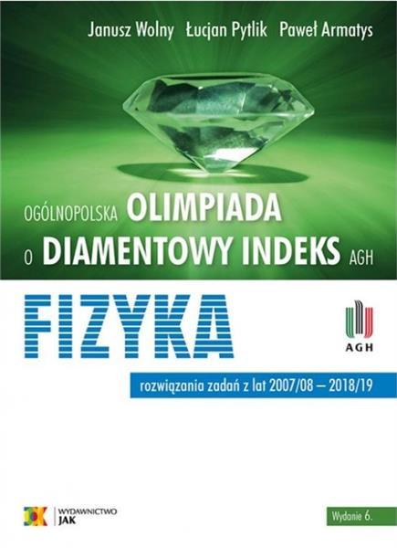 Olimpiada o diamentowy indeks AGH. Fizyka w.2018