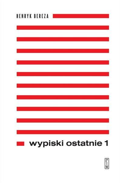 WYPISKI OSTATNIE TOM 1-2