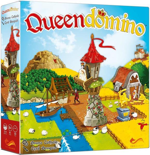 Gra - Queendomino