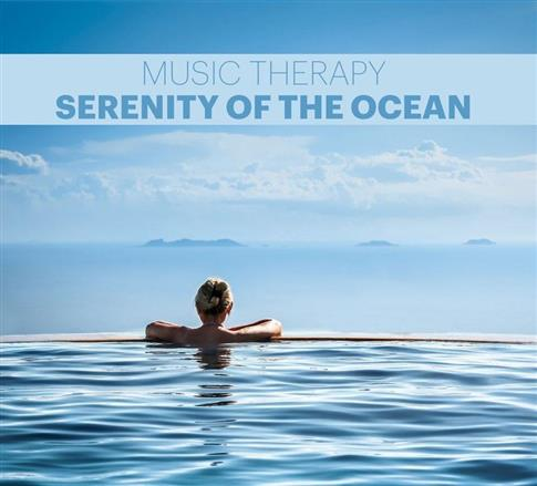 Music Therapy - Serenity of the Ocean CD