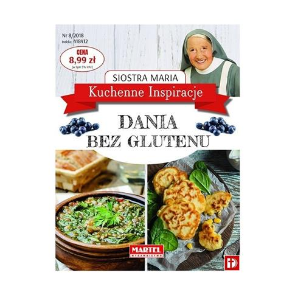 Dania bez glutenu Kuchenne inspiracje OUTLET