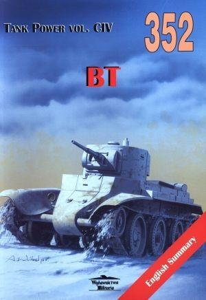 BT. Tank Power vol. CIV 352