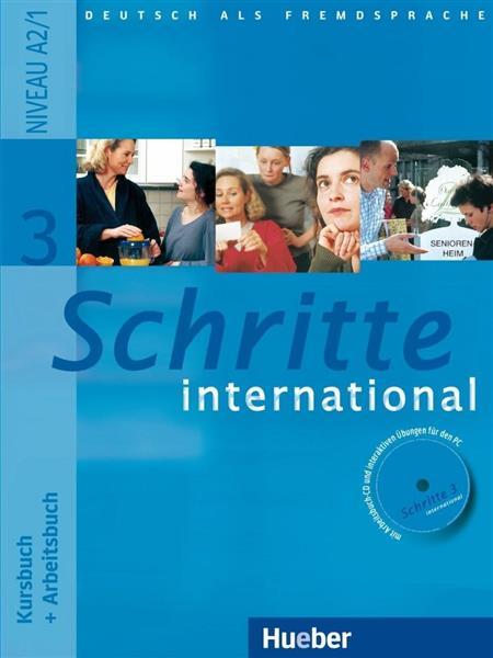 Schritte International 3 KB+AB+CD HUEBER