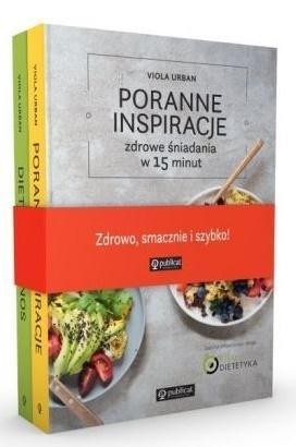 Pakiet: Poranne inspiracje/Dieta na wynos