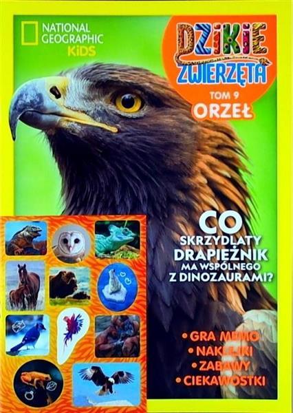 Dzikie zwierzęta T.9 Orzeł