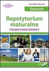 Deutsch. Repetytorium matur. ZP CD Gratis WAGROS