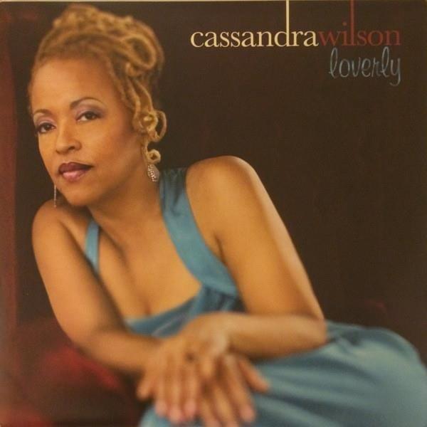 PŁYTA WINYLOWA CASSANDRA WILSON LOVERLY LP