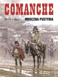 COMANCHE MROCZNA PUSTYNIA outlet
