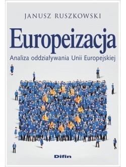 Europeizacja. Analiza oddziaływania UE