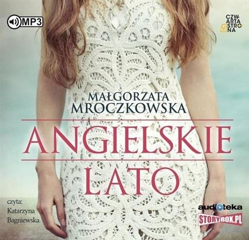 Angielskie lato. Audiobook