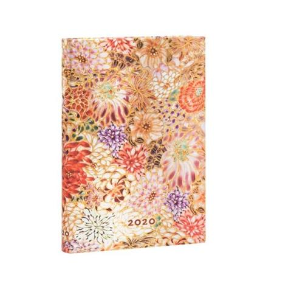 Kalendarz książkowy mini 2020 12M hor. Kikka