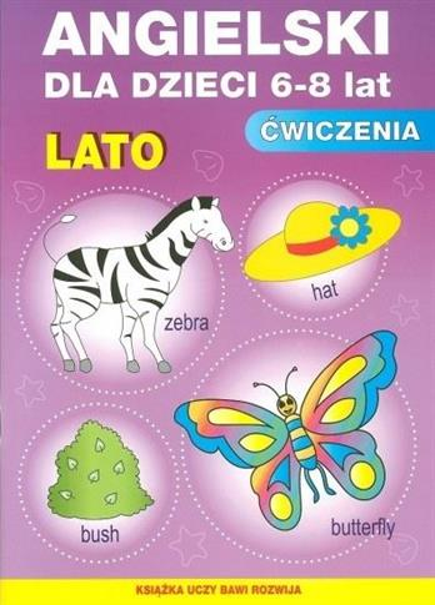 Angielski dla dzieci z.22 6-8 lat Lato w.2018