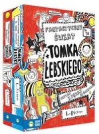 Pakiet Tomek Łebski (2 tytuły t.1+t.2) 59028604528