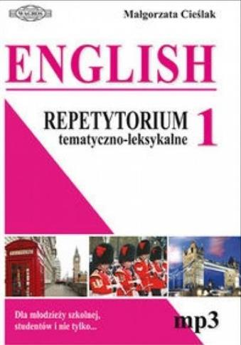 English. Repetytorium 1 tem-leks.+ mp3 WAGROS