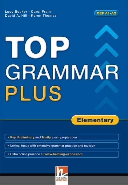 Top Grammar Plus Elementary + answer key