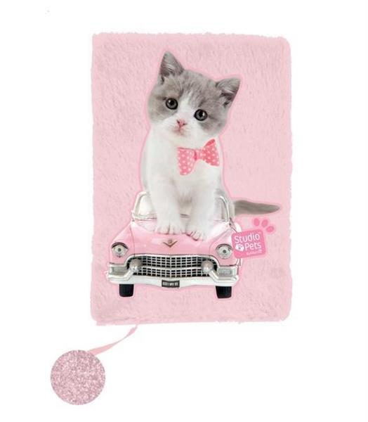 Pamiętnik pluszowy Studio Pets PET-3670 PASO
