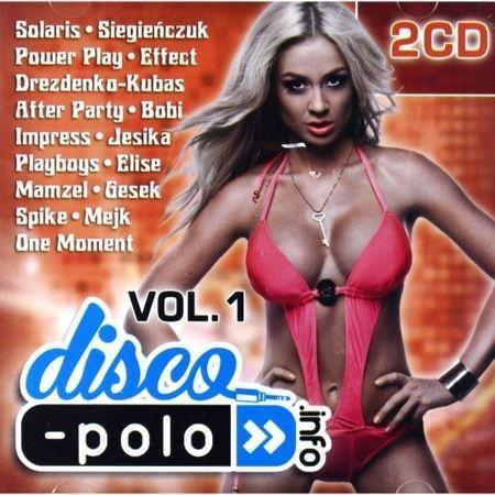 Disco Polo Info vol. 1 (2CD)
