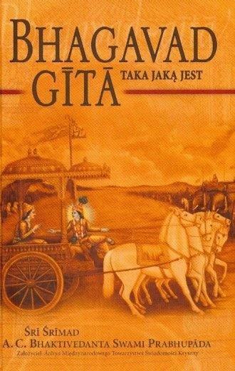 Bhagavad Gita taka, jaką jest