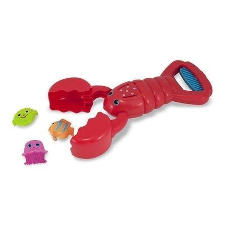 Zabawka do kąpieli - homar