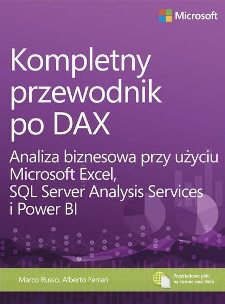 Kompletny przewodnik po DAX. Analiza biznesowa...