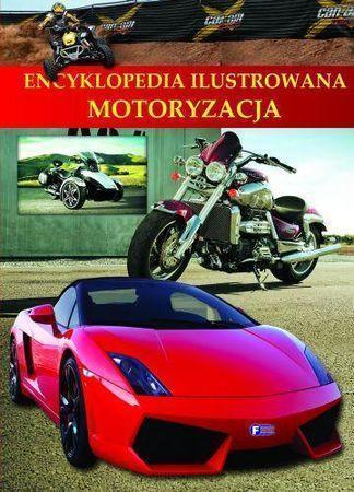 Encyklopedia ilustrowana motoryzacja OUTLET