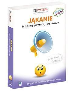 Jąkanie - trening płynnej wymowy CD