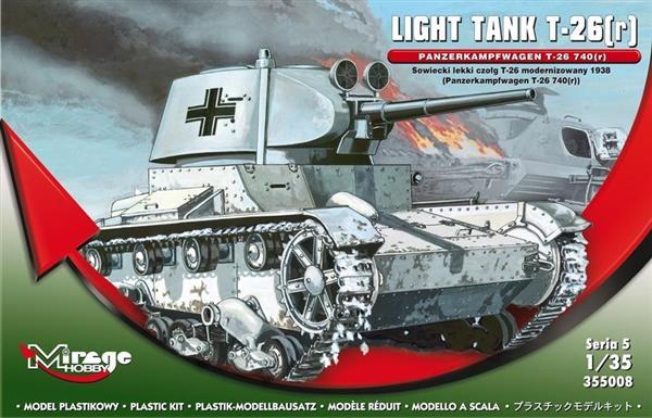 Czołg Piechoty T-26 wz. 37 Rosyjski