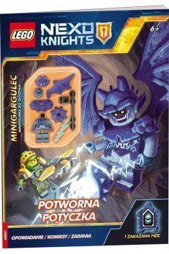 LEGO NEXO KNIGHTS. POTWORNA POTYCZKA OUTLET