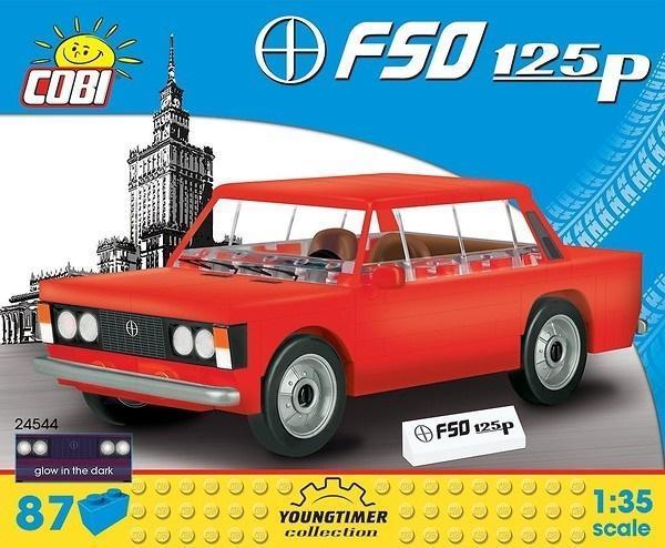 Cars Me 1,5 87 klocków