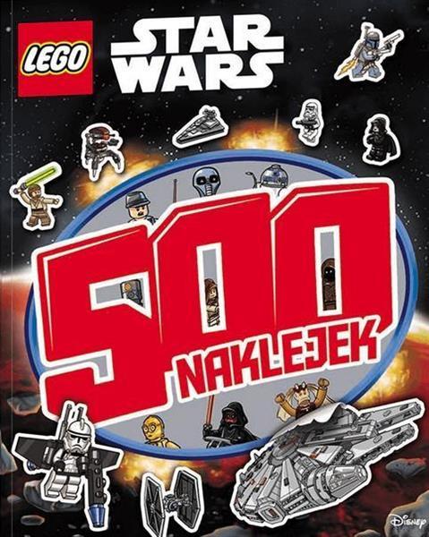 500 naklejek. LEGO ® Star Wars&#153