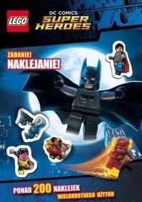 Lego DC Comics Zadanie naklejanie OUTLET