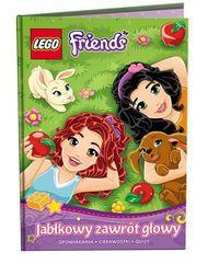 LEGO Friends Jabłkowy zawrót głowy