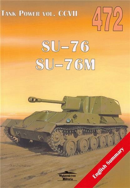SU-76. SU-76M. Tank Power vol. CCVII 472