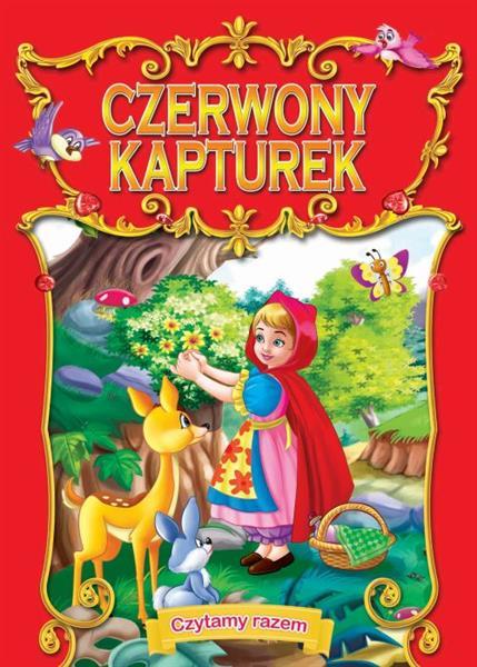 Czerwony Kapturek (mały format)