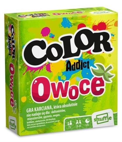 Color Addict Owoce CARTAMUNDI